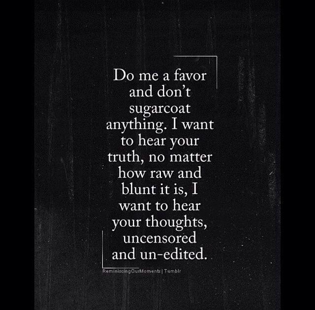 do me a favour....