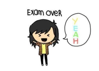 EXAMS ARE OVER!!!! let the party begin. | Hannah's ...