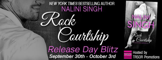 rock courtshop release day blitz