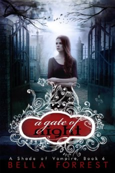 A shade of night series book 6 A gate of night cover