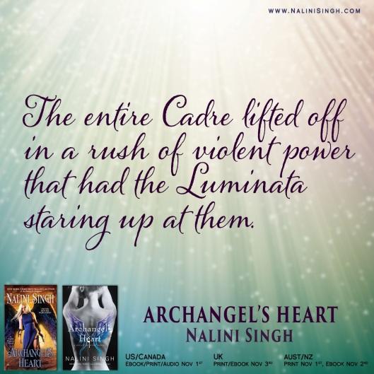 Image result for archangels Heart