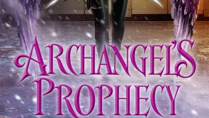 Archangel's Prophecy – European Cover