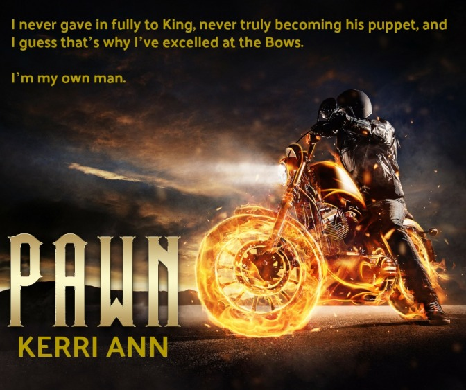 Pawn – cover Reveal