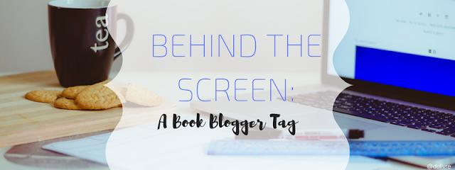 Book Blogger Tag