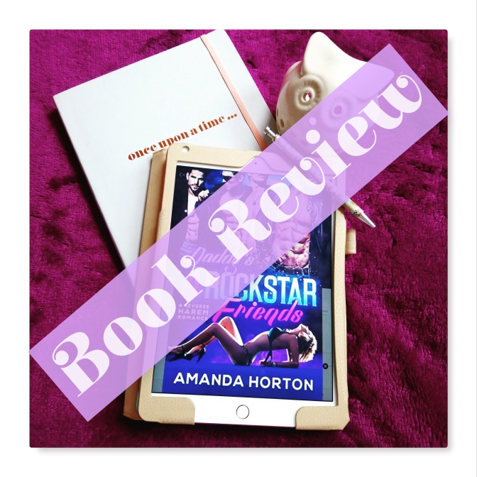 Daddy's Rockstar Friends – Book Review