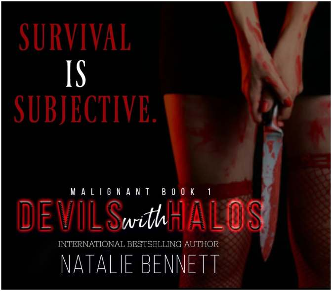 *Blogtober Day 17*Devils With Halos Cover Reveal