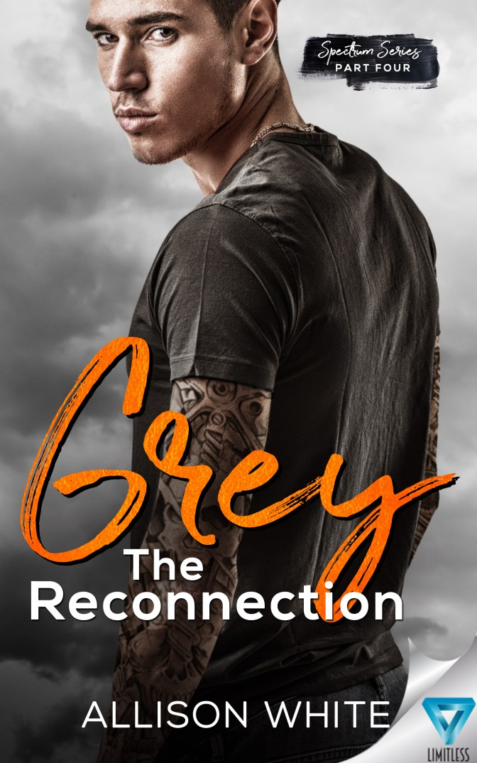 *Blogtober day 2 *Grey The Re connection