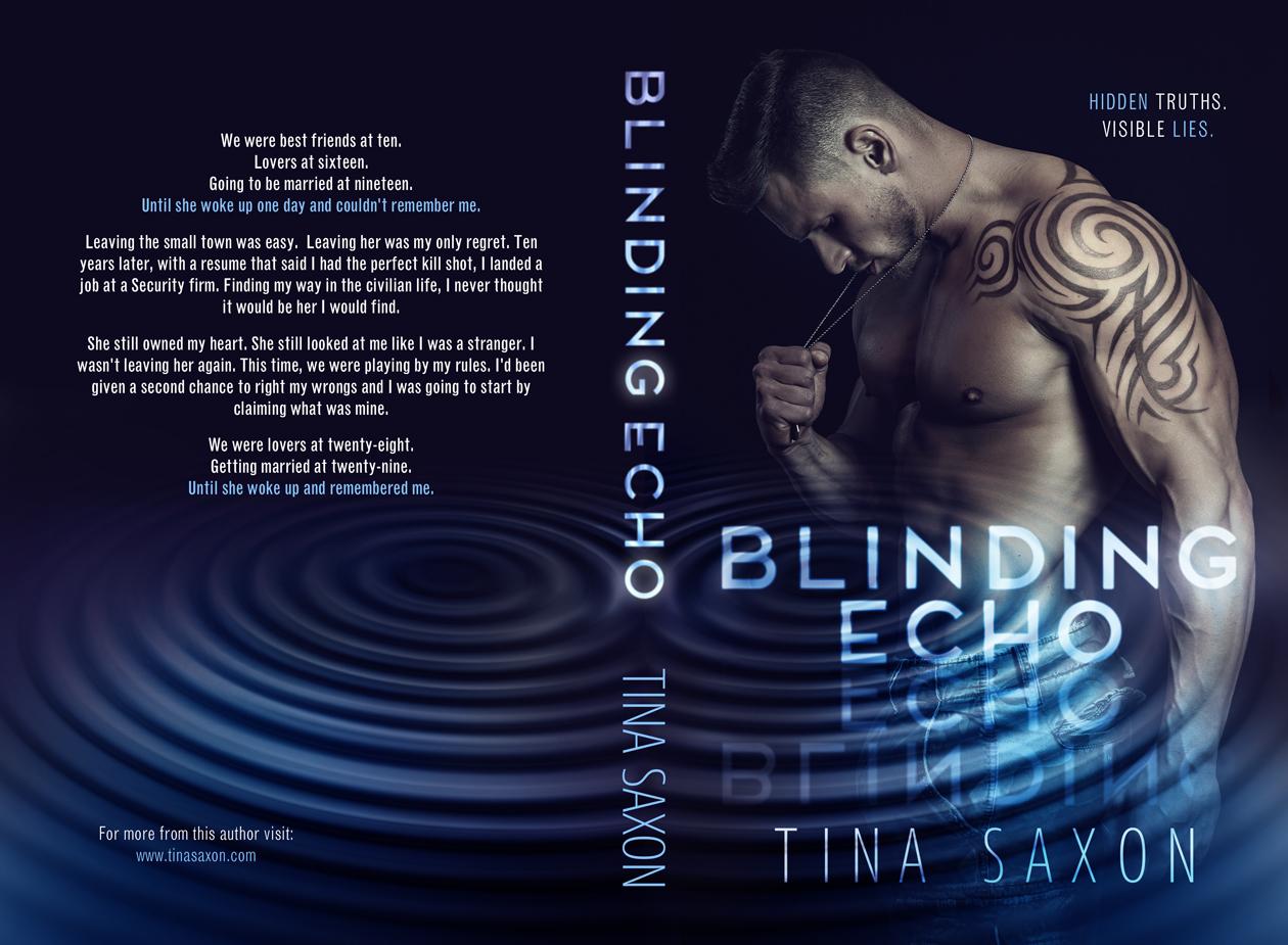 Blinding Echo: Book Tour – Hannah's Beautiful Fantasy